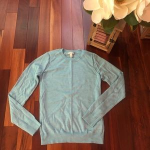 GAP Crew Neck Extra Fine Merino Wool Sweater